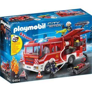 Конструктор Playmobil «Пожарная служба: пожарная машина» (арт. 9464)