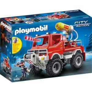 Конструктор Playmobil «Пожарная служба: пожарная машина» (арт. 9466)