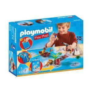 Конструктор Playmobil: Приключения пиратов