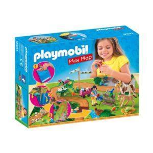 Конструктор Playmobil. Прогулки пони