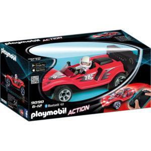 Конструктор Playmobil «Радиоуправляемый ракетный гонщик» (арт. 9090)