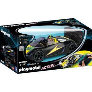 Конструктор Playmobil «Радиоуправляемый турбо-гонщик» (арт. 9089)