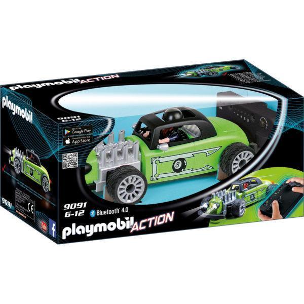 Конструктор Playmobil «Радиоуправляемый внедорожник» (арт. 9091)