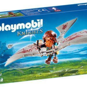 Конструктор Playmobil «Рыцари: Гном Флаер» (арт. 9342)