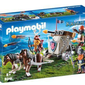 Конструктор Playmobil Рыцари: Конная баллиста