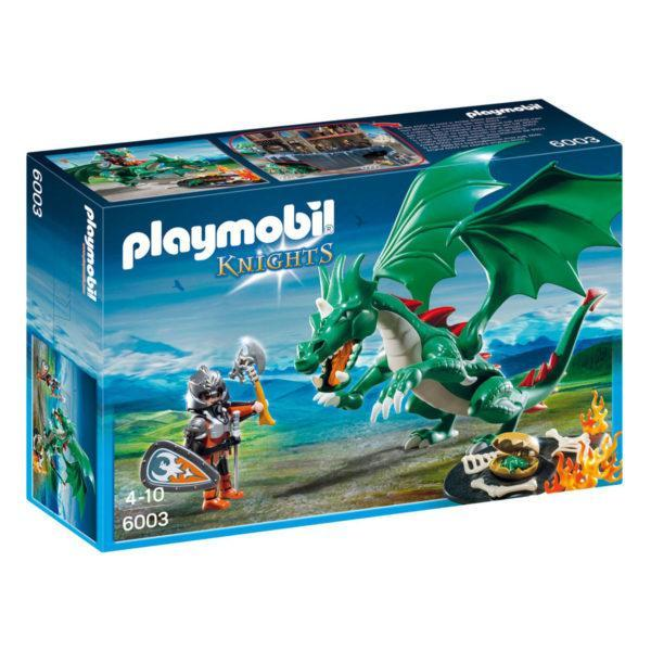 Конструктор Playmobil Рыцари: Великий Дракон