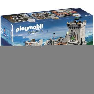 Конструктор Playmobil Рыцари: Замок Рыцарей Волка