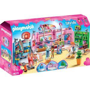 Конструктор Playmobil Шопинг: Торговый центр