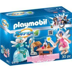 Конструктор Playmobil Супер4: Большая фея с феей Твинкл