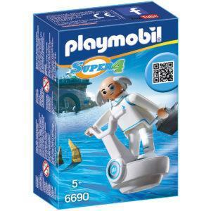 Конструктор Playmobil Супер4: Доктор Икс