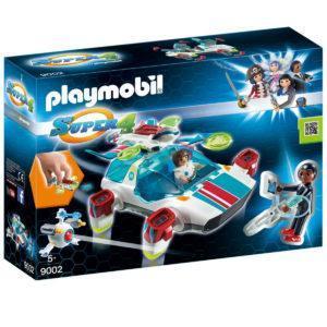 Конструктор Playmobil Супер4: Фулгурикс с агентом Джин