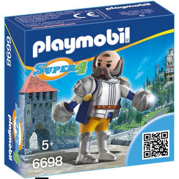 Конструктор Playmobil Супер4: Королевский страж Сэра Ульфа