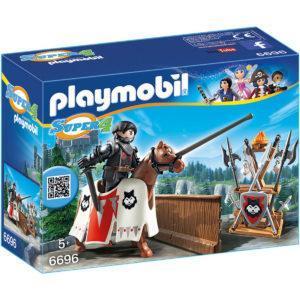Конструктор Playmobil Супер4: Рыцарь Райпан, Стражник Черного Барона