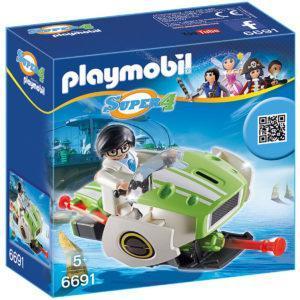 Конструктор Playmobil Супер4: Скайджет