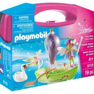 Конструктор Playmobil Возьми с собой: Лодка феи