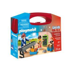 Конструктор Playmobil Возьми с собой Музыкальный класс
