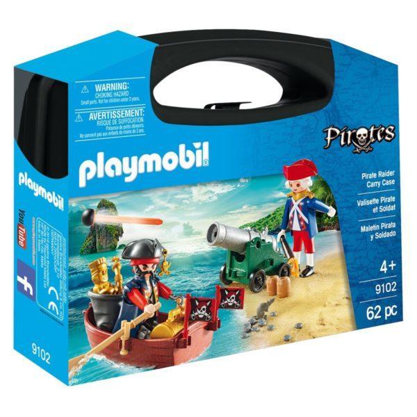 Конструктор Playmobil Возьми с собой: Охотник за сокровищами