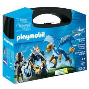 Конструктор Playmobil Возьми с собой: Рыцарь Дракона