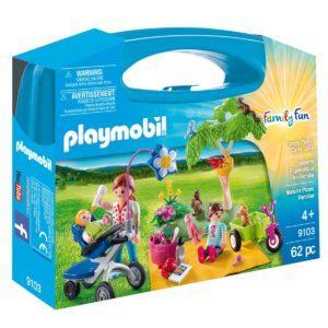 Конструктор Playmobil Возьми с собой: Семейный пикник