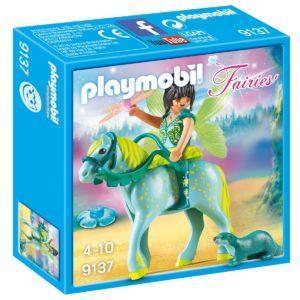 Конструктор Playmobil Зачарованная фея с лошадью