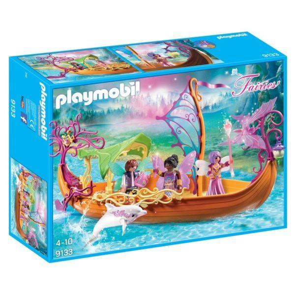 Конструктор Playmobil Зачарованный сказочный корабль