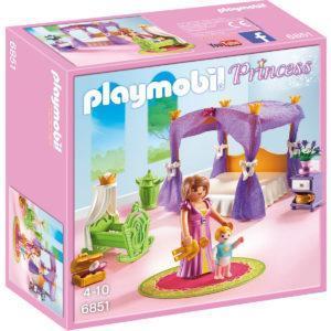 Конструктор Playmobil Замок Принцессы: Покои Принцессы с колыбелью