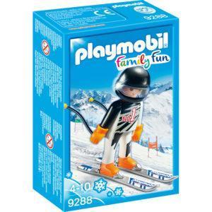 Конструктор Playmobil Зимние виды спорта: Лыжник