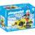 Конструктор Playmobil Зимние виды спорта: Сноумобиль