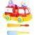 Конструктор-скрутка Игруша «Пожарная машина» (арт. 9976)