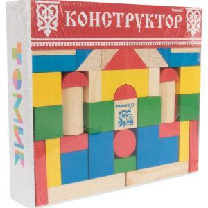Конструктор Томик Цветной