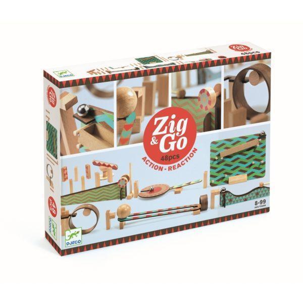 Конструктор – Zig & Go, 48 деталей
