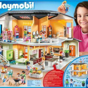 Игровой набор «Кукольный дом: Современный дом»