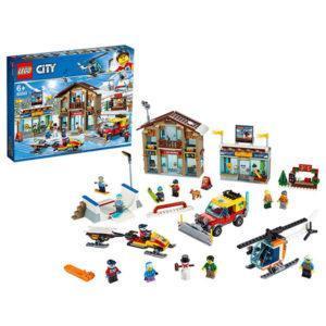 Конструктор LEGO City (арт. 60203) «Горнолыжный курорт»