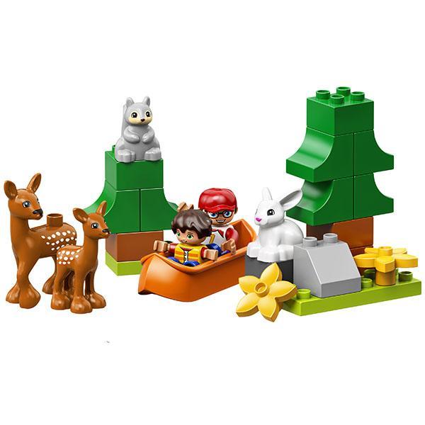 Конструктор LEGO Duplo (арт. 10907) «Животные мира»
