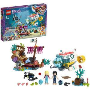 Конструктор LEGO Friends (арт. 41378) «Спасение дельфинов»