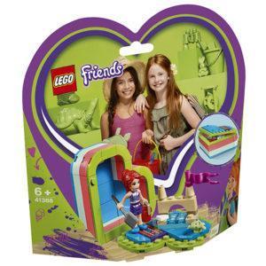 Конструктор LEGO Friends (арт. 41388) «Летняя шкатулка-сердечко для Мии»