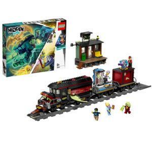 Конструктор LEGO Hidden Side (арт. 70424) «Призрачный экспресс»