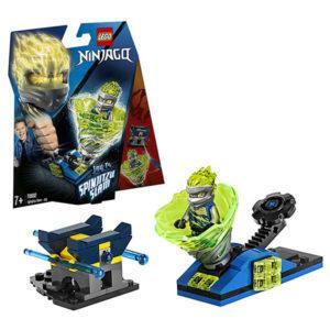 Конструктор LEGO Ninjago (арт. 70682) «Бой мастеров кружитцу - Джей»
