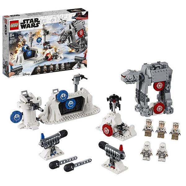 Конструктор LEGO Star Wars (арт. 75241) «Защита базы Эхо»