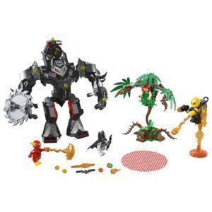 Конструктор LEGO Super Heroes (арт. 76117) «Робот Бэтмена против робота Ядовитого Плюща»