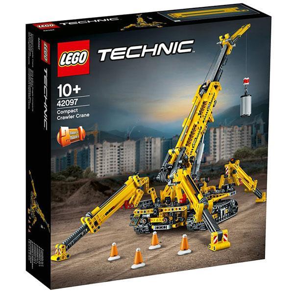 Конструктор LEGO Technic (арт. 42097) «Мостовой кран»
