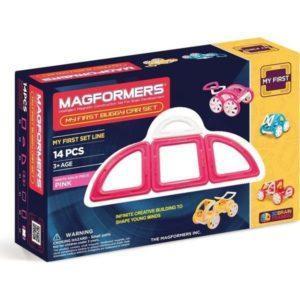 Магнитный конструктор Magformers «Мой первый багги» (арт. 63147)