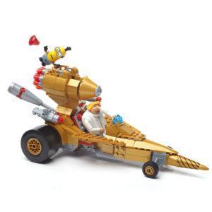 Mattel Mega Bloks FDX84 Мега Блокс Гадкий Я: машина Дрю
