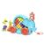 Mattel Mega Bloks FFG21 Мега Блокс Неуклюжий слон голубой