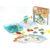 Механический 3D-конструктор «Miniland Mosaic Art» (181 элемент)