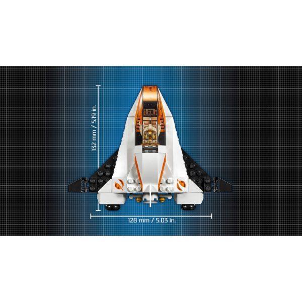 Конструктор LEGO City (арт. 60224) «Миссия по ремонту спутника»