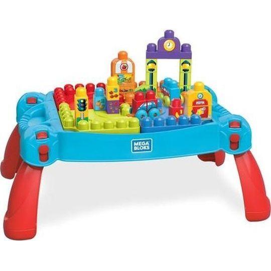Набор для конструирования Mega Bloks Стол Мой первый конструктор