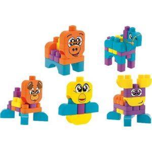 Набор строительных блоков Chicco Животные