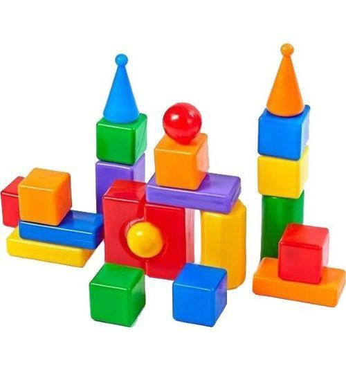 Набор строительный Строим Вместе Стена-2