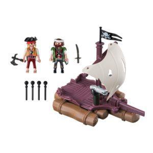 Пираты: Пиратский плот